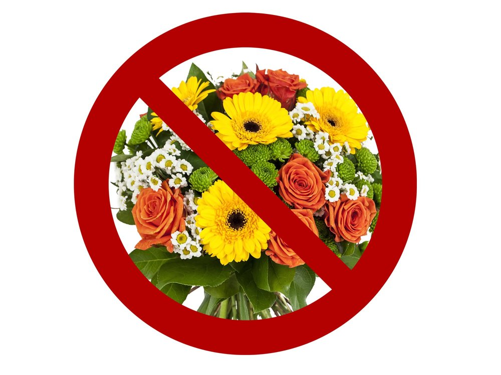 In Lieu of Flowers: What is the etiquette to express sympathy?