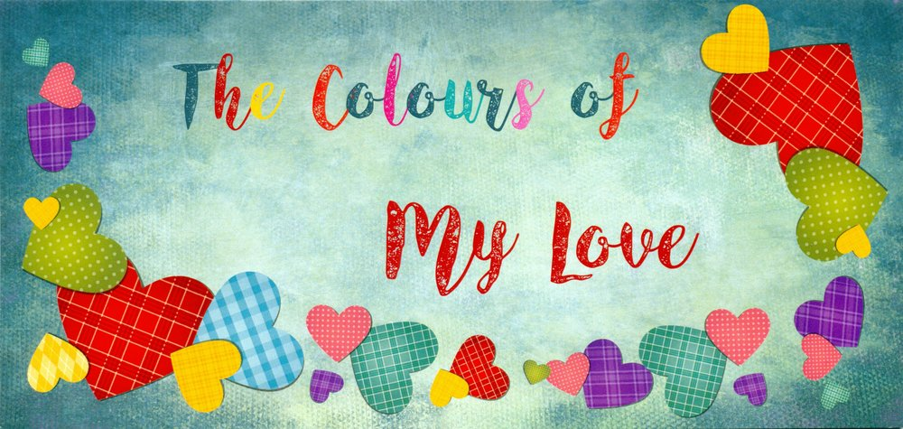 Colours Of My Love